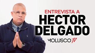 Hector Delgado reacciona a su tema nuevo y se la deja CAER a los que atacan a Alex Trujillo