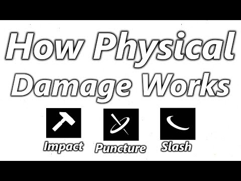 How Damage Works in Warframe #1: Physical Damage