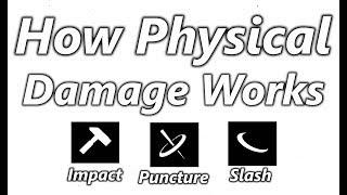 Warframe | How Damage Works #1: Physical Damage
