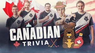 Canadian Trivia   G2 Rainbow Six Siege