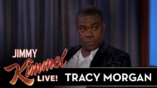 Tracy Morgan is Angry About the Knicks