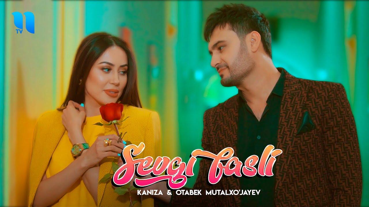Kaniza & Otabek Mutalxo'jayev - Sevgi fasli (Official Music Video)