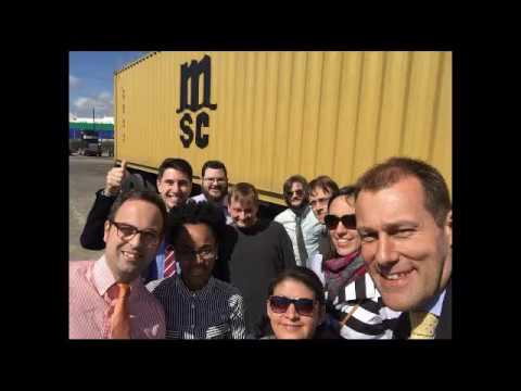 MSC Baltimore visits C&K Trucking