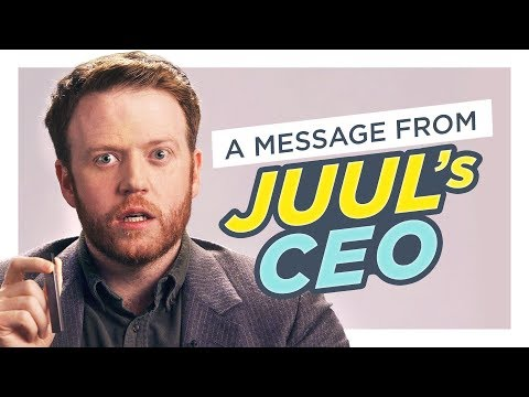 JUUL CEO: No More Advertising to Kids