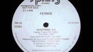 The Fatback Band - Backstrokin
