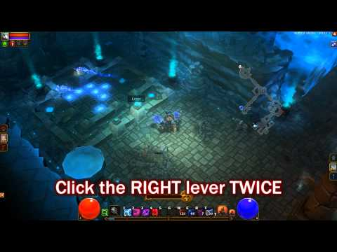 Torchlight 2 - Temple Puzzle Guide