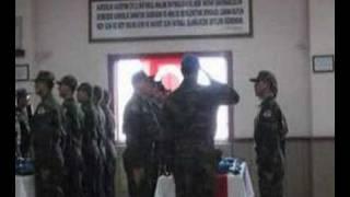 4. Komando Tugayı 319. Kısa Dönem Yemin Töreni