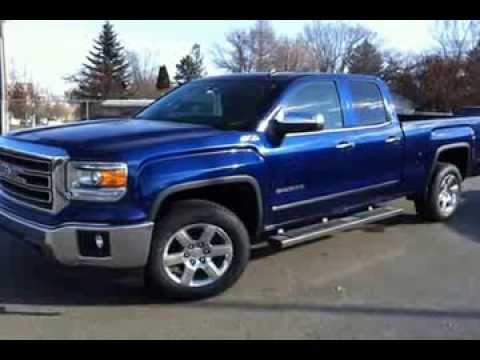 New 2014 GMC Sierra 1500 4WD Double Cab SLT in Brooks AB ...