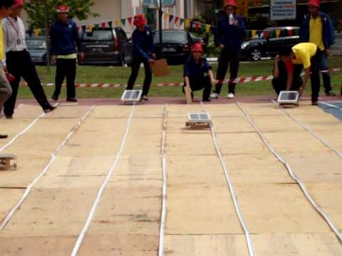 Solar Car Racing UNIKL-BMI