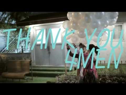 포맨(4MEN) 'Thank You' M/V