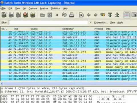 how to find mac in wireshark