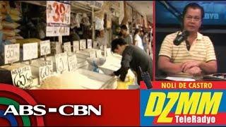 DZMM TeleRadyo: Agri chief taps CCTV, GPS to guard rice stock
