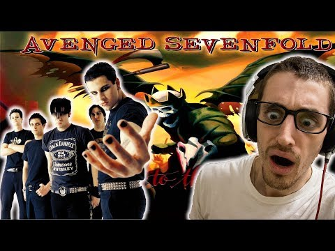HipHop Heads FIRST TIME Hearing Hail to the King  AVENGED SEVENFOLD
