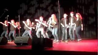ICCA | Mid West Quarter Finals #4 | After Dark - Bottom of the River by Delta Rae