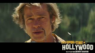 Once Upon a Time in Hollywood   Official Trailer