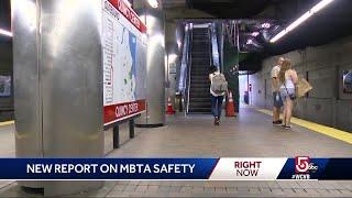 New report shines light on MBTA safety