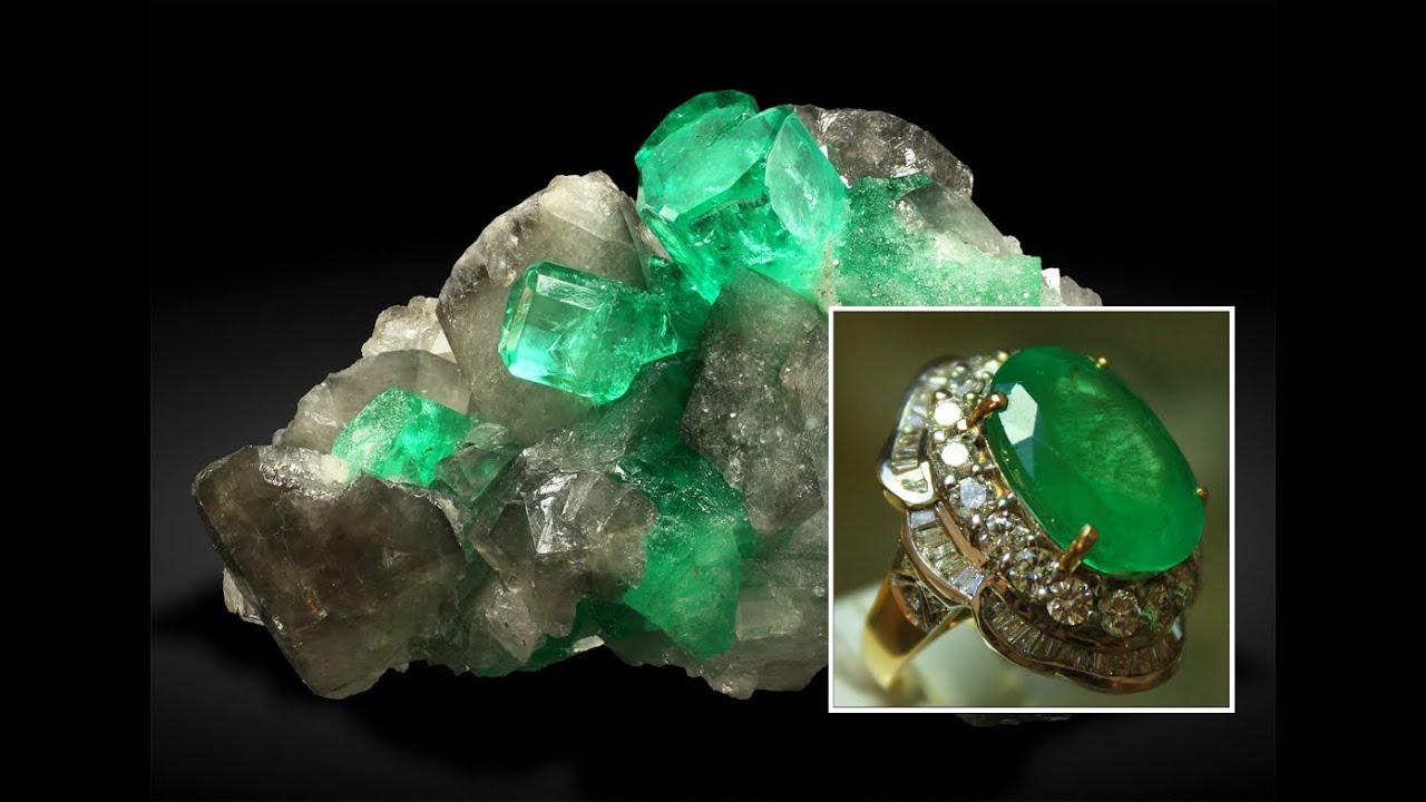 มหัศจรรย์หินล้ำค่า การกำเนิดมรกตอัญมณีสีเขียว สาระน่ารู้ Around The World  No.53