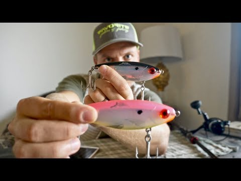 MirrOlure Tips And How To Catch More BIG FISH - HOW TO FISH A MirrOlure