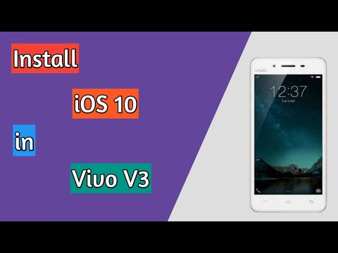 How To Install iOS 10 Theme In Vivo V3/V3 Max | For All Vivo Phones | by  Tech Info