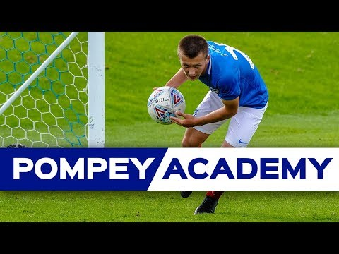 Academy Highlights: Pompey U18s 2-2 AFC Bournemouth U18s