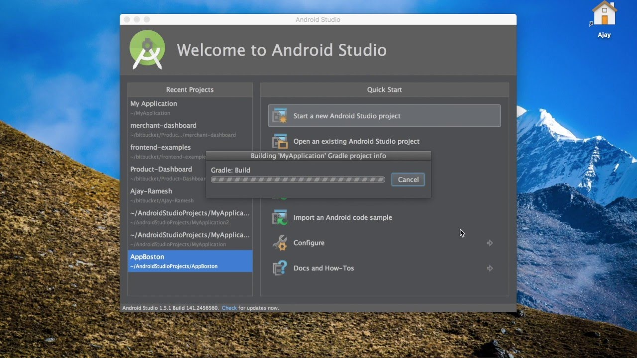 servlet in google app engine tutorial using android studio part-1