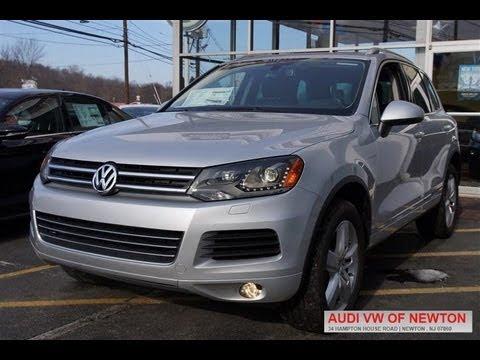 2013 Volkswagen Touareg LUX