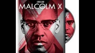 "Terence Blanchard ""Malcolm X"""