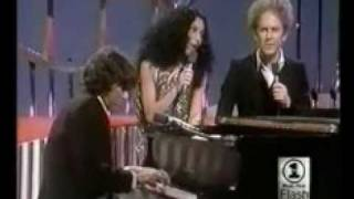Art Garfunkel, Cher, Jimmy Webb - Bridge Over Troubled Water / All I Know / Up, Up and Away - Live