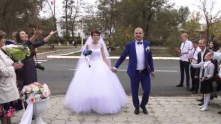Свадьба Дивное. Василий и Ольга.