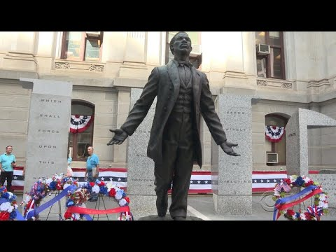 Octavius Valentine Catto honored in Philadelphia