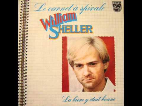 William Sheller -  Le carnet à spirale