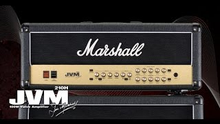 ****Marshall JVM210H** (Review & Demo) Eric Shreds