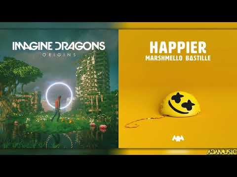 Happy Liar  - Mashup of Imagine Dragons/Marshmello/Bastille