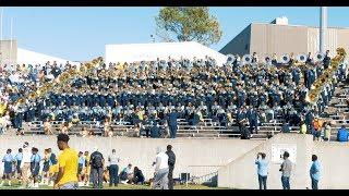 NC 17 - Travis Scott | Southern University Marching Band 2018 [4K ULTRA HD]