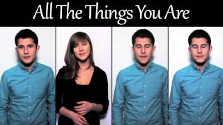 All The Things You Are - Danny Fong Feat. Meg Contini