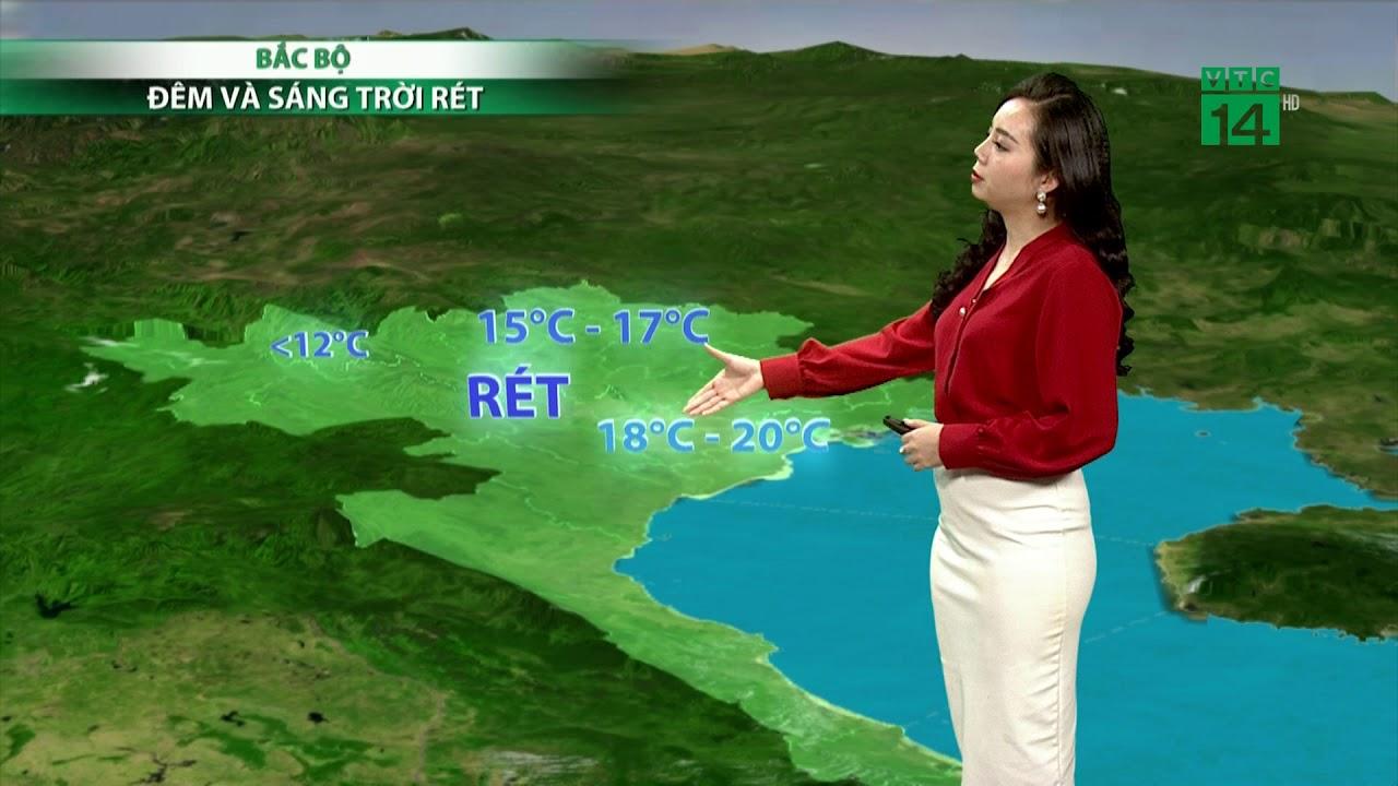 Thời tiết cuối ngày 07/11/2019: Nam Bộ: Bão số 6 ảnh hưởng trực tiếp vào dịp cuối tuần| VTC14