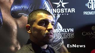[Must See] Victor Ortiz What Happen To Brandon Rios Fight EsNews Boxing