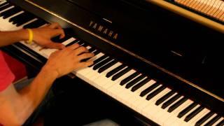 Elliott Smith - Pitseleh (cover) on piano