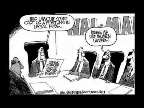 Gender Discrimination in Work Place