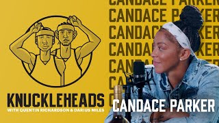 Posted Up With Candace Parker, Q and D | Knuckleheads S3: E5 | The Players' Tribune