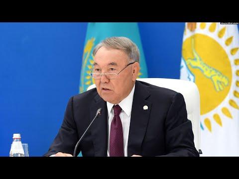 Азия: Назарбаев призвал