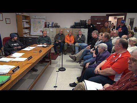 Tamworth NH Selectmen 4/5/18
