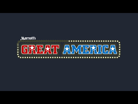 Marriott's Great America Retro Logo