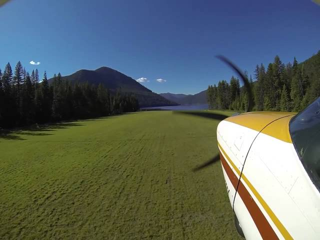 takeoff/Sullivan Lake