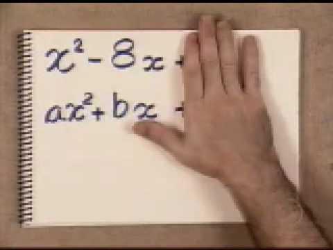 telecurso 2000 matematica ensino medio