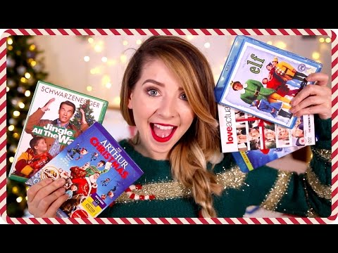 My Top 10 Christmas Films by Zoella
