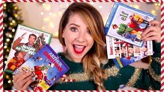 My Top 10 Christmas Films | Zoella