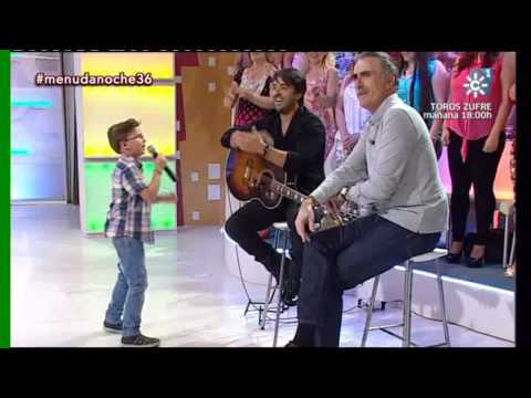 ALEJANDRO CON LUIS FONSI