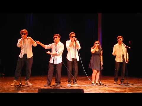 Talent Show for Nicaragua - A Capella mashup