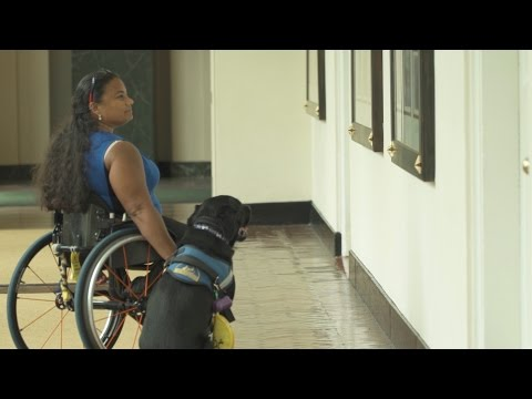 Celebrating the American with Disabilities Act at the White House